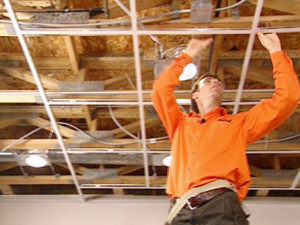 Ceiling Installation San Antonio