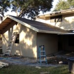 Siding and Painting for Room Addition