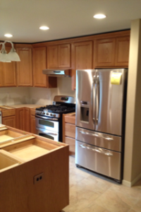Custom cabinetry built for your kitchen, bath, closet, and other spaces.