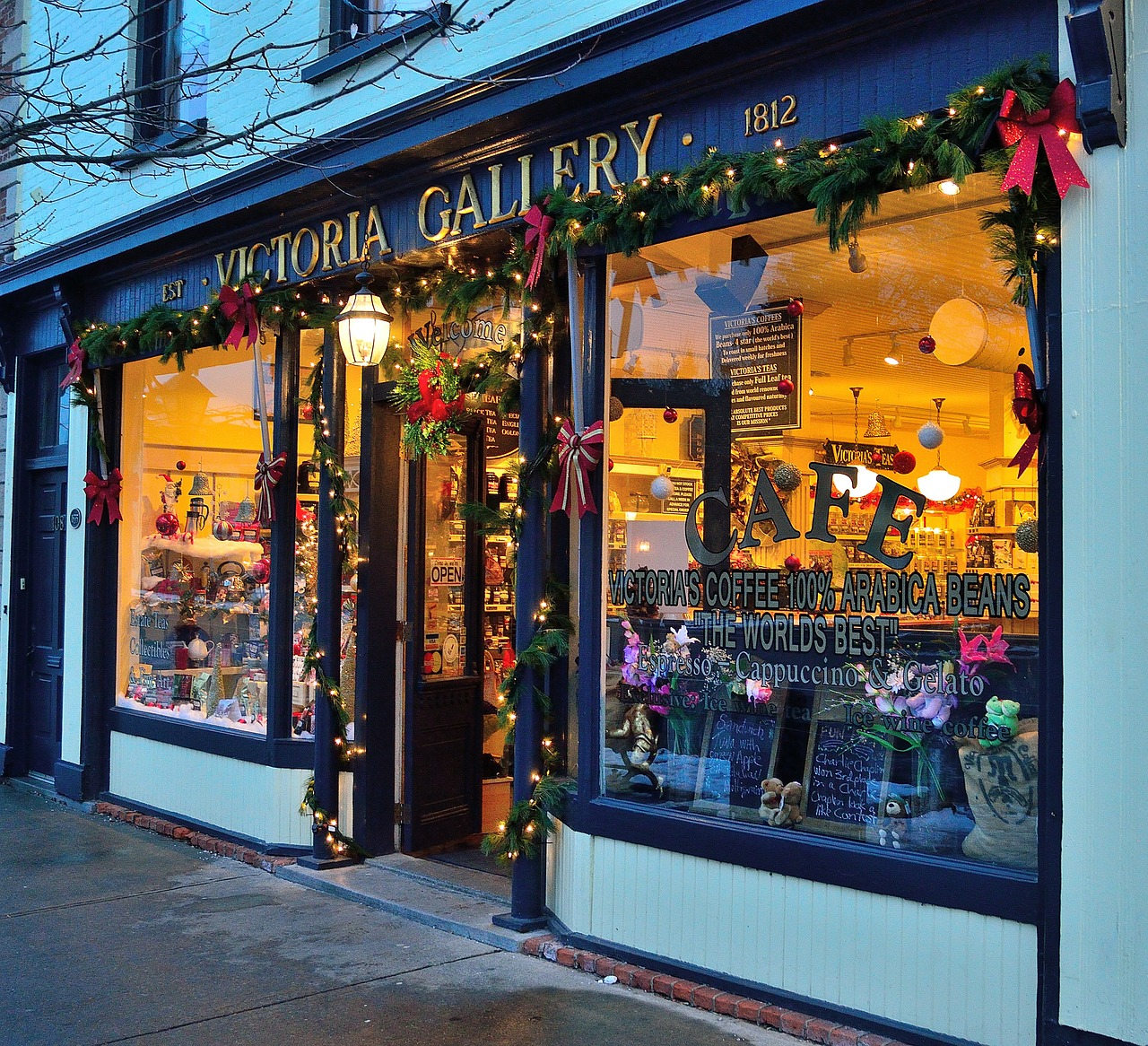 Window Replacement and Updates to Business Storefronts